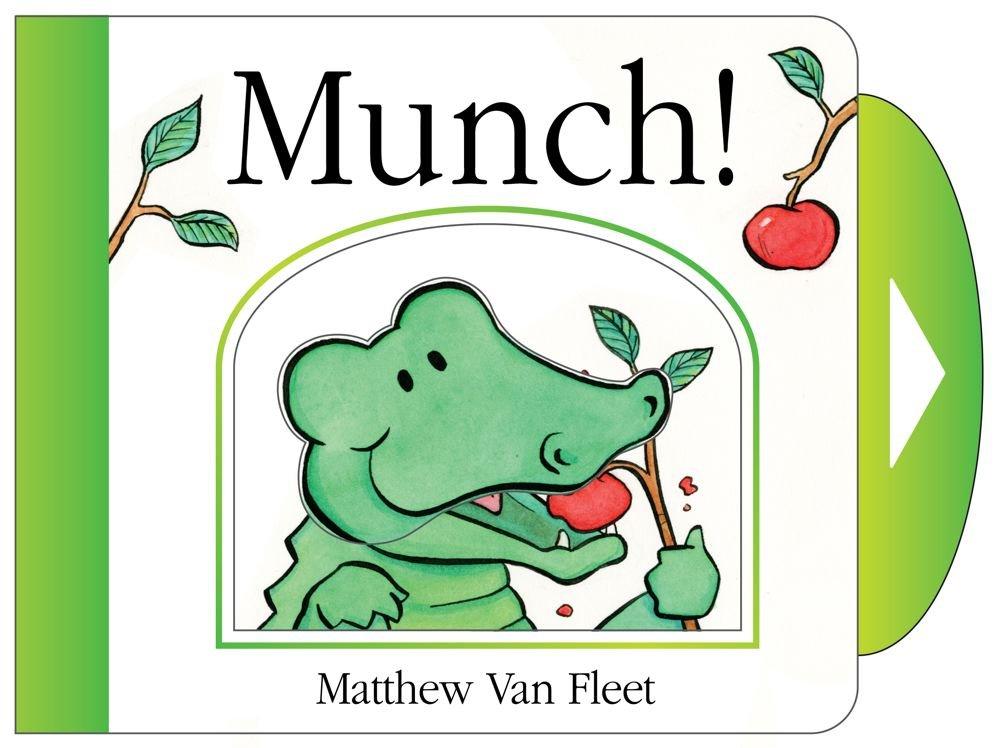 Amazon munch mini board book 9781442494251 matthew van amazon munch mini board book 9781442494251 matthew van fleet books fandeluxe Images