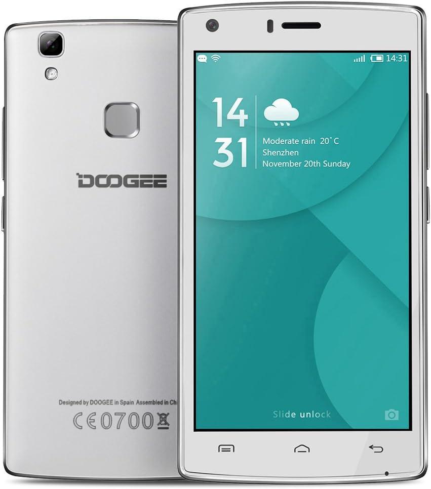 Doogee X5 Max Pro Smartphone 4G Lte Mtk6737 64-Bit 5.0 Ips Hd ...