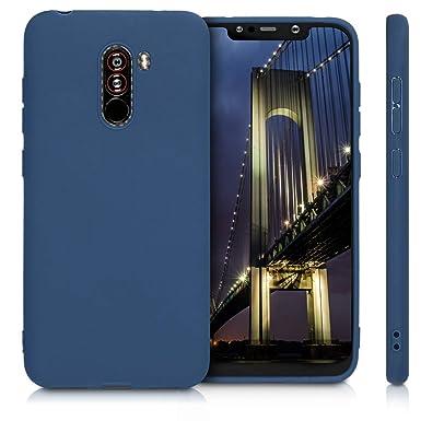 Amazon.com: kwmobile TPU Silicone Case for Xiaomi Pocophone ...