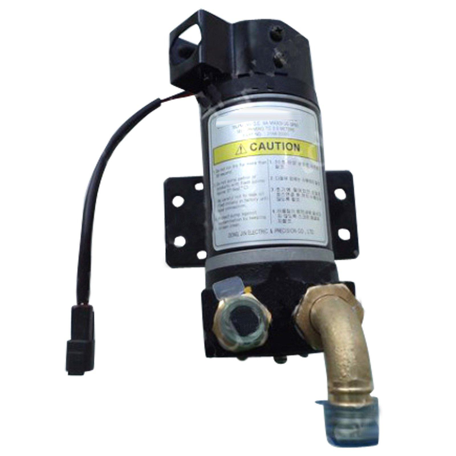 SINOCMP 21N6-20311 Excavator Fuel Filler Pump Assy for Hyundia Excavator R210LC-7 R110-7 R140LC-7 Parts, 3 Month Warranty