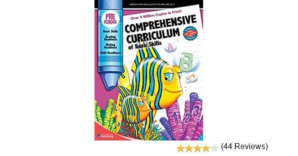 Comprehensive Curriculum of Basic Skills, Preschool: School ...