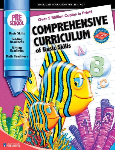 - Comprehensive Curriculum of Basic Skills, Preschool