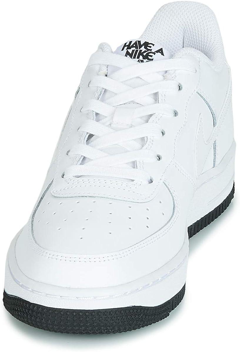 Nike Air Force 1 LV8 2 Sneakers Bambino BiancoNero 36 bEc8h5
