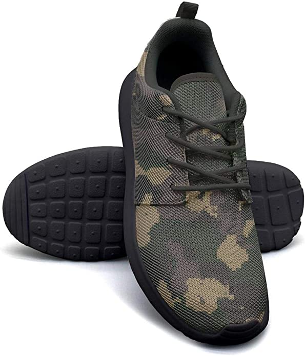Camo Army Camouflage Woodland Sneakers