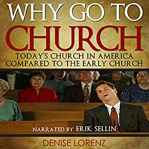 Why Go to Church? Audiobook