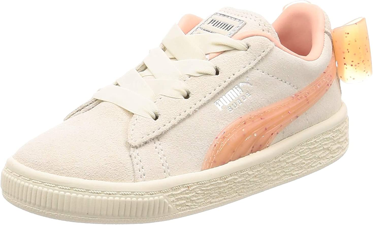 PUMA Suede Bow Jelly AC Inf Sneakers Basses b/éb/é Fille