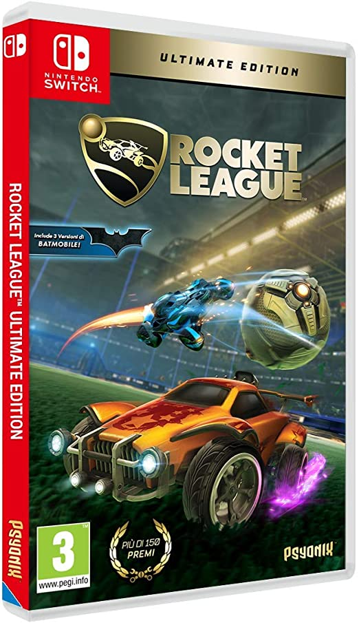 Rocket League - Ultimate Edition - Nintendo Switch [Importación ...