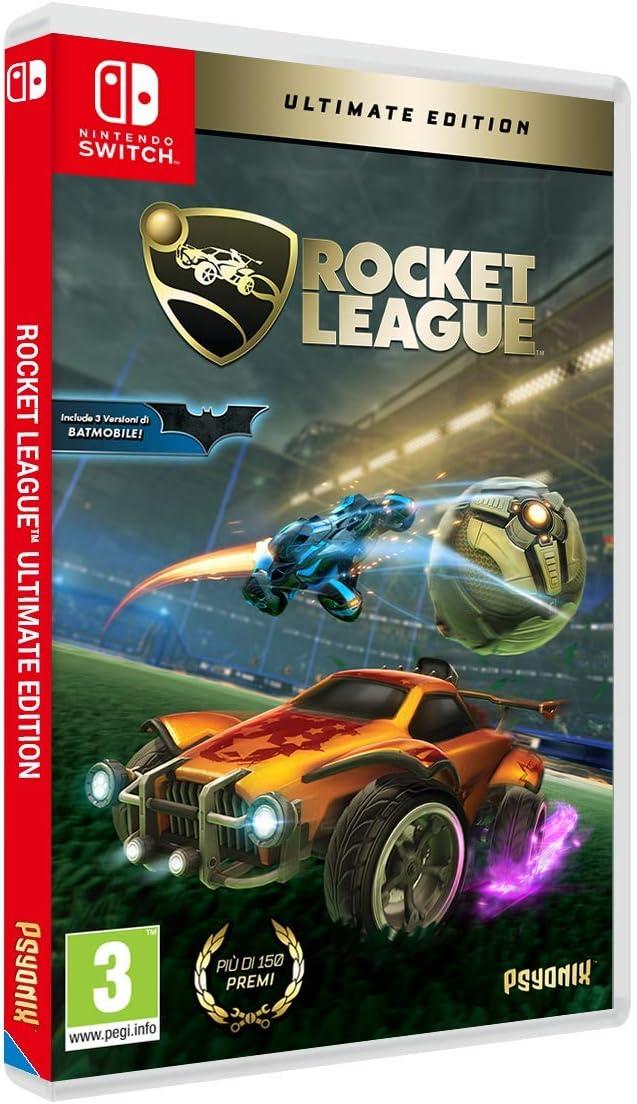 Rocket League - Ultimate Edition - Nintendo Switch [Importación italiana]: Amazon.es: Videojuegos