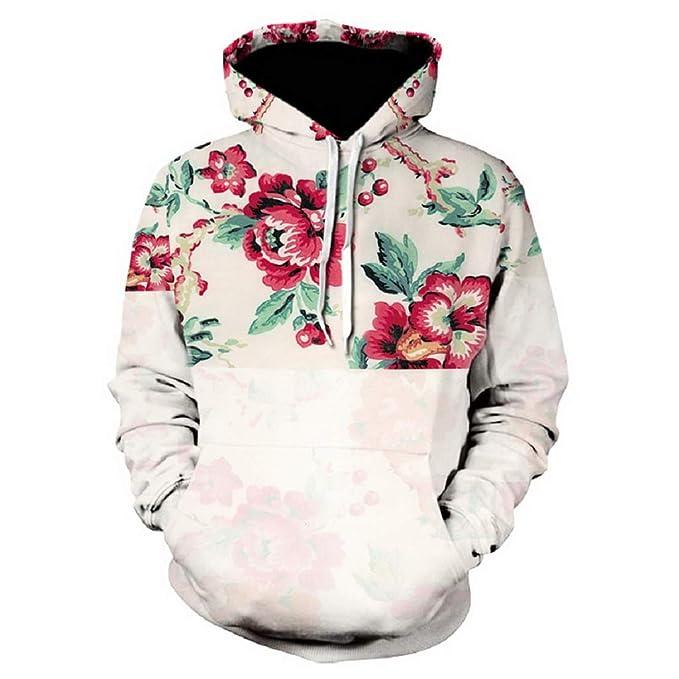 Amazon.com: T T T Store sudaderas con capucha coloridas para ...