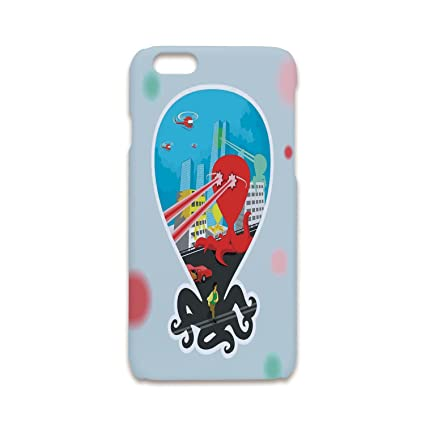 5fe37894fb17 Phone Case Compatible with iPhone5 iPhone5s 3D Print Fashion,Octopus  Decor,Monster Octopus with