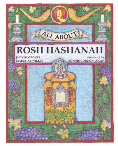 Madeline Honey (All about Rosh Hashanah (High Holidays))