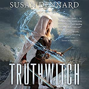 Truthwitch Audiobook