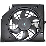 Radiator Cooling Fan Motor Assembly Replacement for BMW 17 11 7 525 508