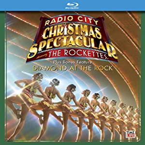 Radio City Christmas Spectacular Blu-ray by Time Life Music