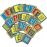 Stow N' Go Number Block Carpet Squares (Set of 30)