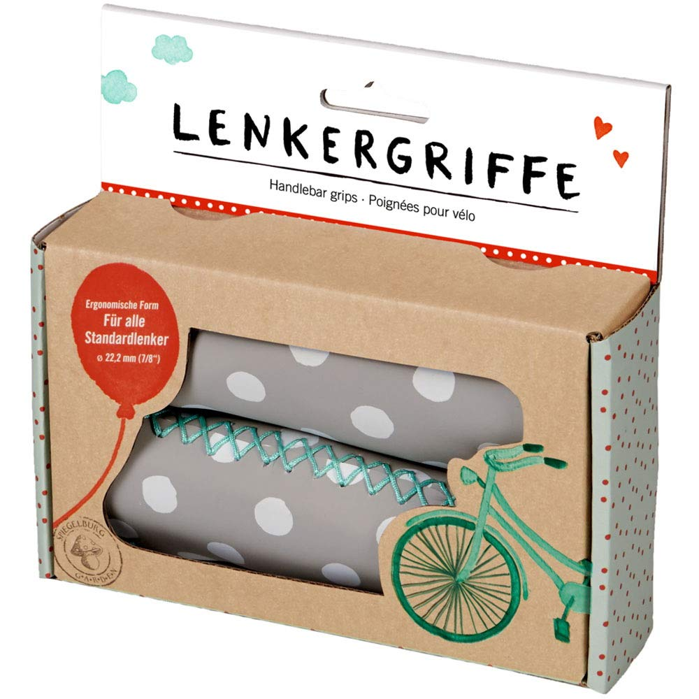 DIE SPIEGELBURG 13662 Lenkergriffe Hingetupft I Love My Bike