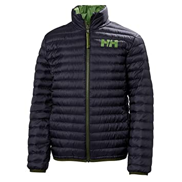 aeb082bfc3 Helly Hansen Kid s Barrier Down Insulator Down Jacket