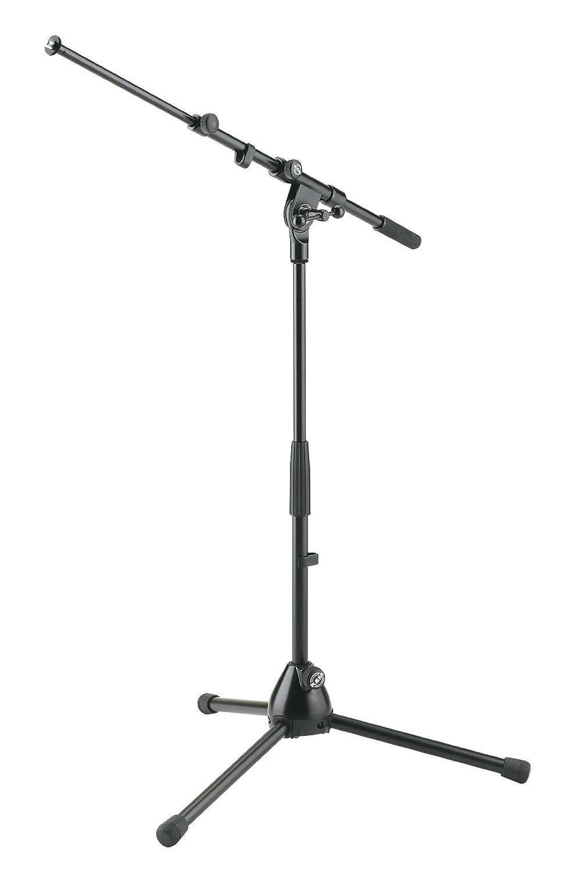 Konig and Meyer Niedriges Mikrofonstativ Mikrofonstä nder, spezielles Soft-Touch-Finish Konig & Meyer (K&M) 25900