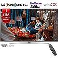 """LG 75SJ8570 - 75"""" Super UHD 4K HDR Smart LED TV (2017 Model) + 1 Year Extended Warranty (Certified Refurbished)"""