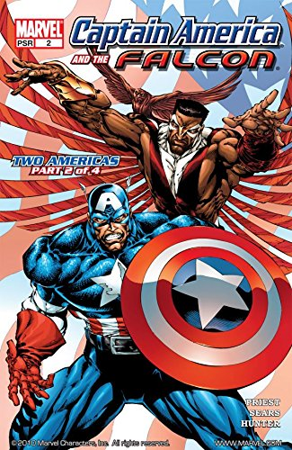 Captain America & the Falcon #2