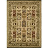 Cheap Safavieh Lyndhurst Collection LNH217A Traditional Multi and Green Area Rug (11′ x 15′)