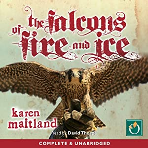 The Falcons of Fire and Ice Audiobook