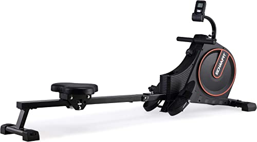 ECHANFIT Magnetic Rower Rowing Machine