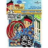 Disney Jake and The Neverland Pirates Party Favor Pack