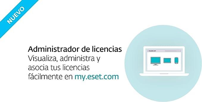 ESET NOD32 Antivirus 2020 - [Licencia de activación por correo]: Amazon.es: Software