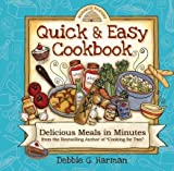 img - for Quick and Easy Cookbook - Delicious Meals in Minutes book / textbook / text book