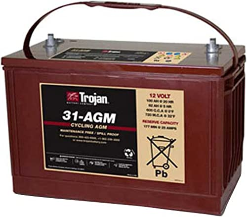 Trojan T31-AGM Marine Battery