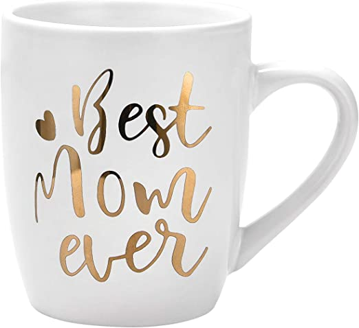 Amazon Com Best Mom Ever Coffee Mug Mother S Day Gifts For Mom