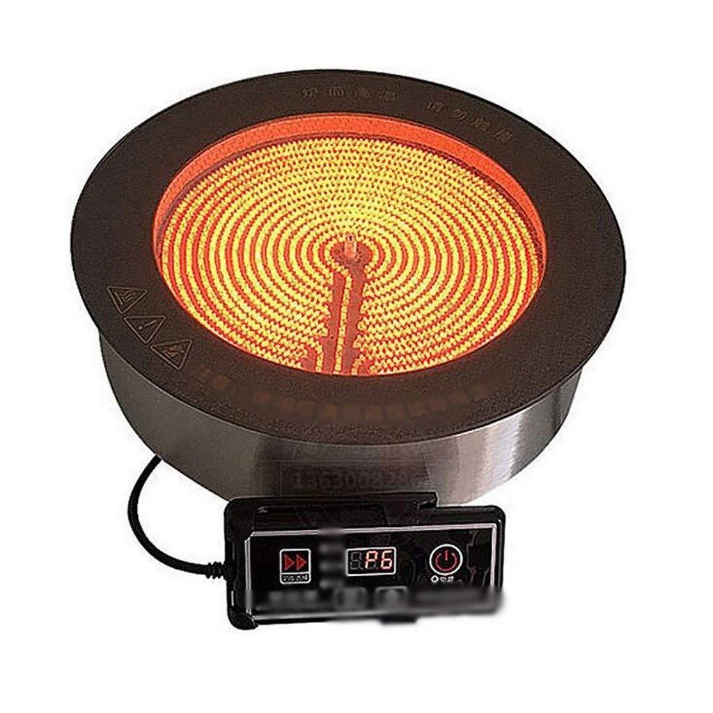 Acquisto Bruciatore da banco da appoggio da cucina fornello elettrico riscaldatore ceramico nascosto incassato multi-funzione riscaldatore pentola calda può essere utilizzato per multi-funzione pentola calda p Prezzi offerte