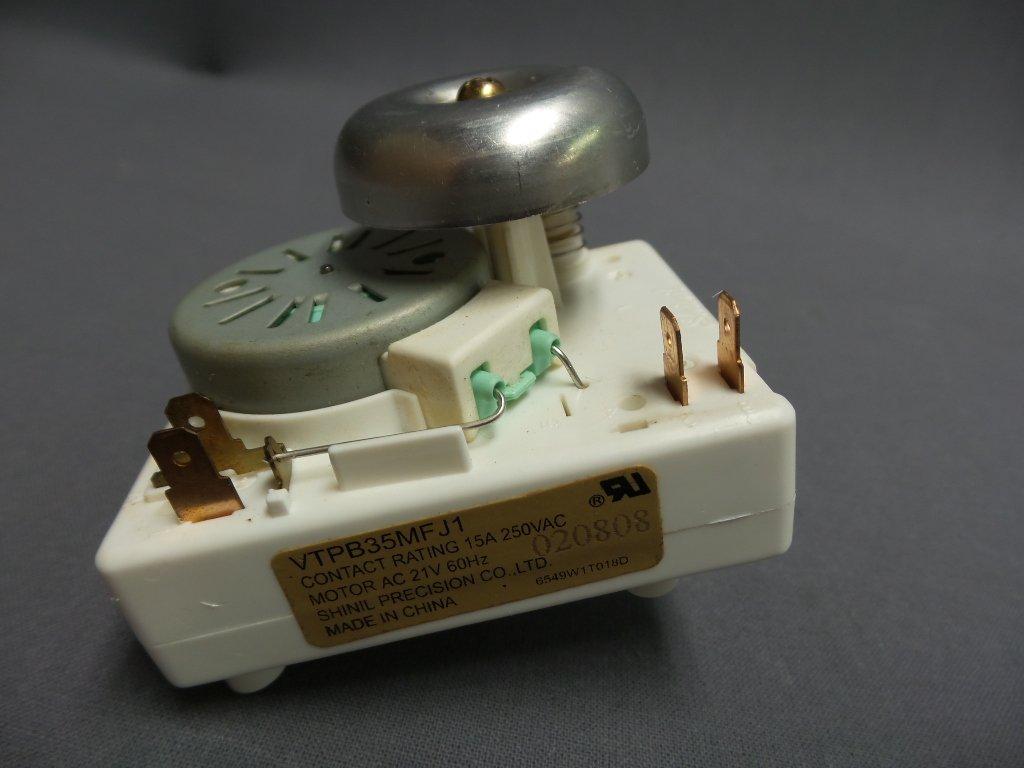 recertificación Goldstar vtpb35mfj1 21 V 60 hz microondas ...