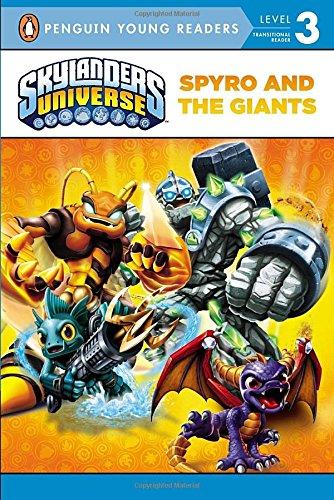Spyro and the Giants (Skylanders Universe)