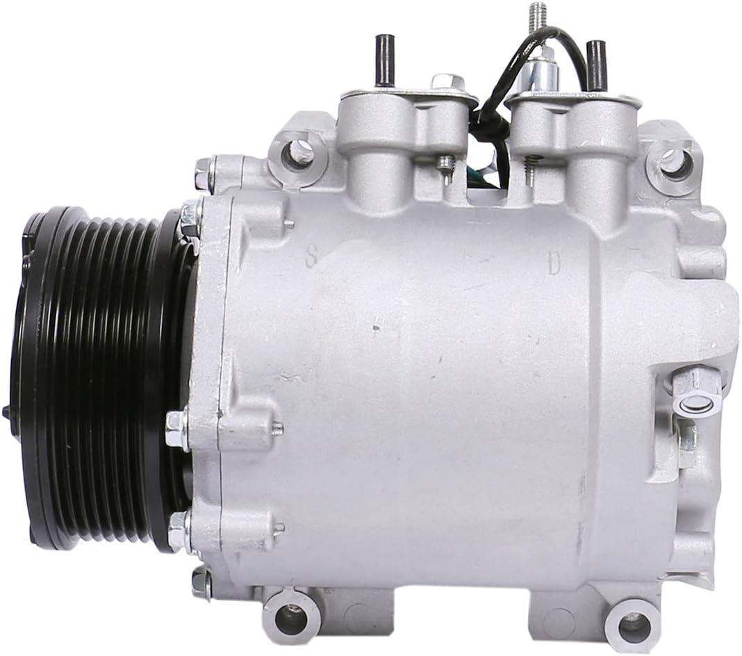 Air Conditioning FKG AC Compressor and A/C Clutch 38810PNB006 CO ...