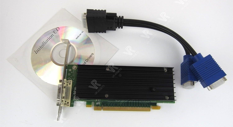 Dell TW212 Nvidia Quadro NVS 290 256MB Video Card Precision R5400 T3400 T3500 T5400 T7400 Graphics