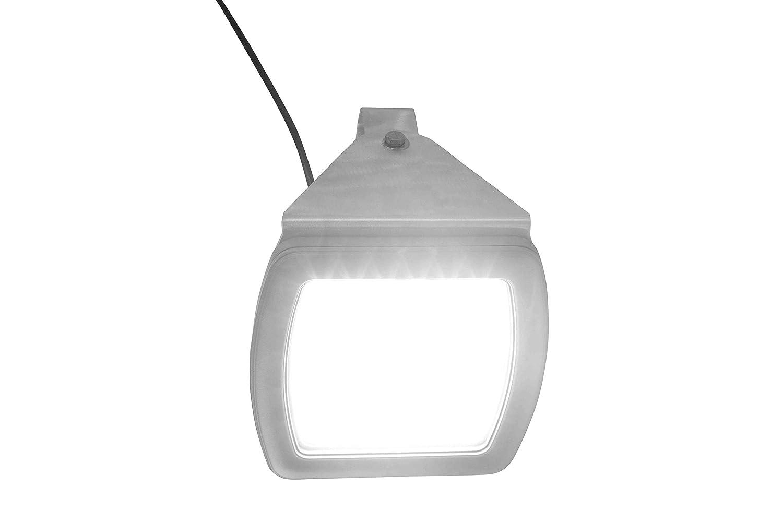 40 watt hazardous locations low profile led light fixture class 1 div 2 atex rated 120 277v ac amazon com