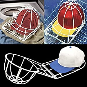Cap Washing Cage Baseball Ball cap Hat Washer Frame Hat Shaper Drying Race