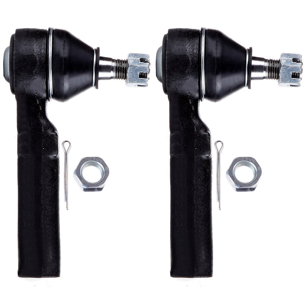 SCITOO ES3401RL Front Outer Tie Rod End fit Chrysler 300 Cordoba Fifth Avenue Grand Voyager Imperial Lebaron New Yorker Series Suspension Pack of 2