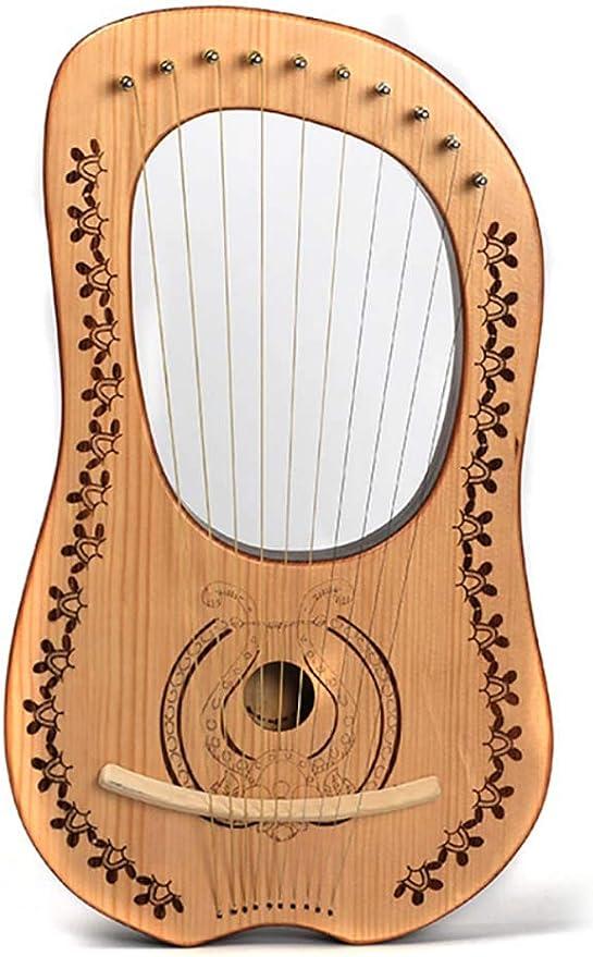 10 cuerdas de nailon de calidad MBT hechas a mano con arpa de ...