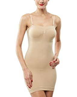 67260f4d8a4b Wacoal Women's Beyond Naked Shaping Slip at Amazon Women's Clothing ...