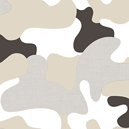 Kids Wallpaper For Bed Room Playroom Army Gray Childrens