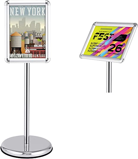 Amazon.com: goplus Soporte ajustable para Pedestal Cartel ...