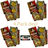 Coronado Paleton De Cajeta Quemada Mexican Goat Milk Candy Lollipops 4x10 Pcs