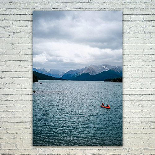 Wall Inlet Frame - Westlake Art Sky Wallpaper - 12x18 Poster Print Wall Art - Modern Picture Photography Home Decor Office Birthday Gift - Unframed 12x18 Inch (5646-217F0)