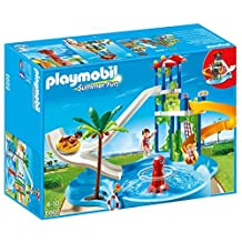 PLAYMOBIL Water Park with Slides Playset by PLAYMOBIL®