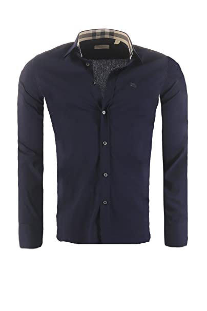 c4a8bbb1db Camicia BURBERRY BRIT Mens slim fit, in diversi colori, Dimensione:XL,  Colore