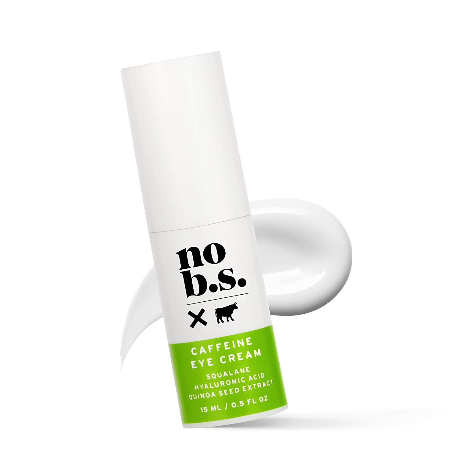 No B.S. Caffeine Eye Cream