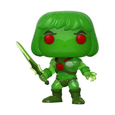 Funko Pop! Masters of The Universe He Man Slime Pit Shared Sticker 2020 ECCC Exclusive: Toys & Games